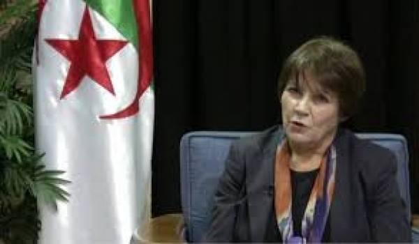 Nouria Benghebrit sous les feux des arabo-islamistes
