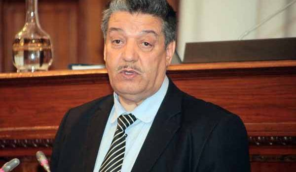 Abdelmalek Boudiaf, ministre de la Santé.