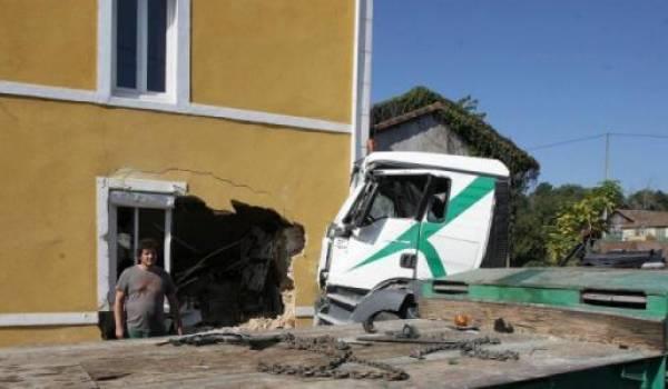 L'accident a fait un mort et un blessé.