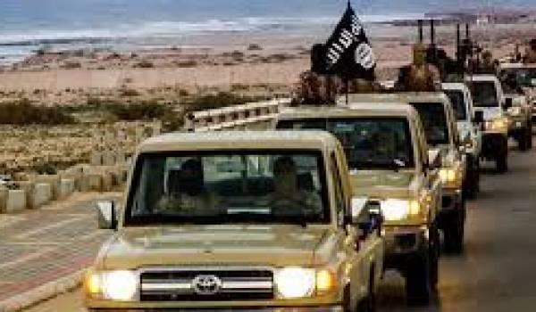 Les jihadistes sèment la terreur à Syrte.