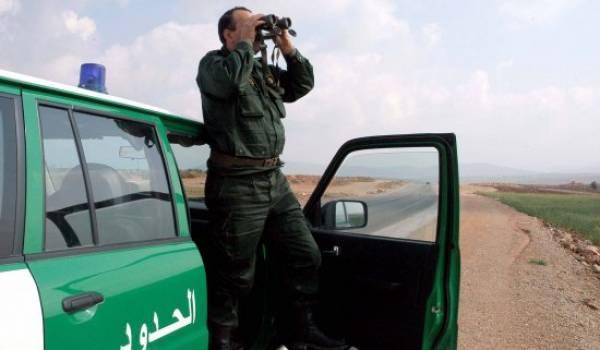 Redoublement de vigilance payante aux frontières algériennes.