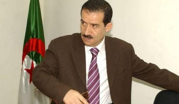 Ghoul, un des porte-voix de l'arabo-islamisme au gouvernement.
