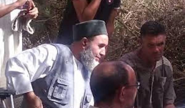 Madani Mezrag qui réunit ses troupes