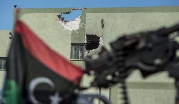 La Libye, un pays sous l'emprise des milices.