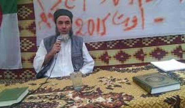 Madani Mezrag, le chef terroriste repenti