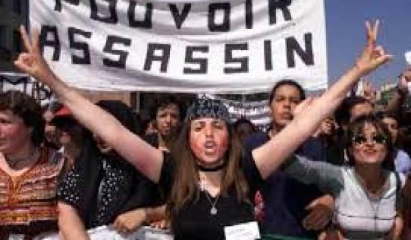 Dès que le peuple se soulève en Algérie, le pouvoir crie au complot extérieur.