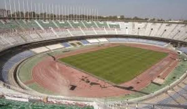 Le stade du 5-Juillet rénové mais toujours fermé
