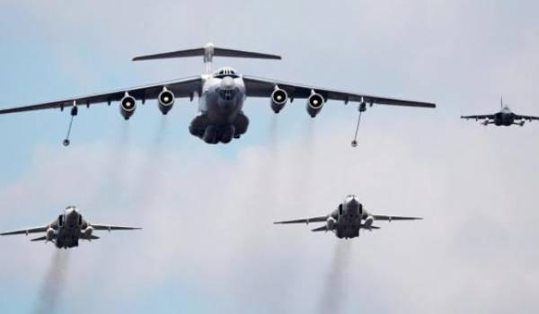Les bombardiers russes pourraient être en opération en Syrie