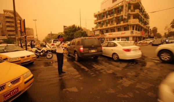 Bagdad, un capitale peu sûre et pleine de groupes paramilitaires.