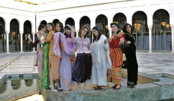 La femme algérienne dans sa diversité