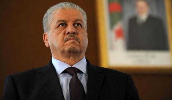 Abdelmalek Sellal n'a plus aucune maîtrise de la crise économique.