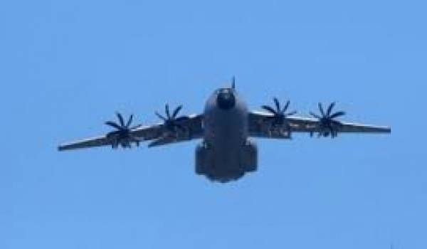 Mardi l'aviation française survolera la Syrie.