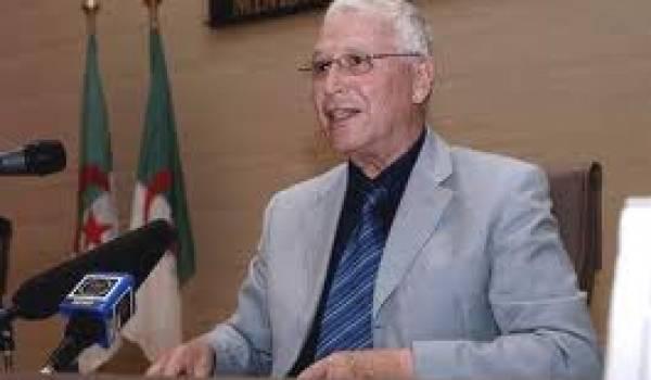 Hocine Benmaalam, général major à la retraite, est l'invité de BRTV samedi soir.