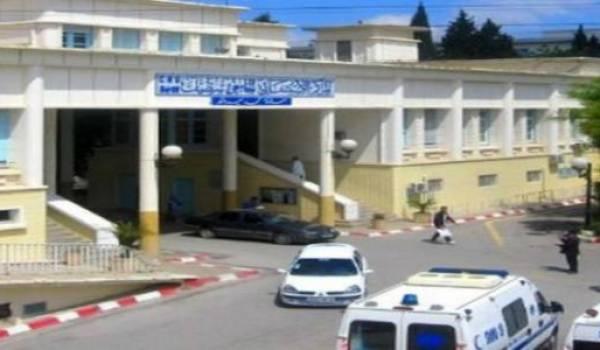 L'hôpital de Sétif