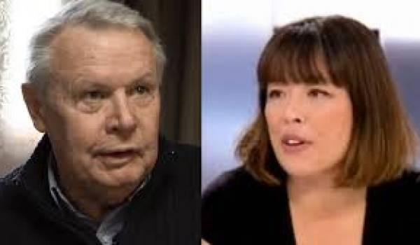 Eric Laurent et Catherine Graciet.