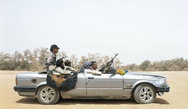 Une grande partie de la Libye est sous contrôle de groupes armés