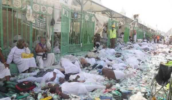 769 morts sans que les pays musulmans ne lèvent la voix.
