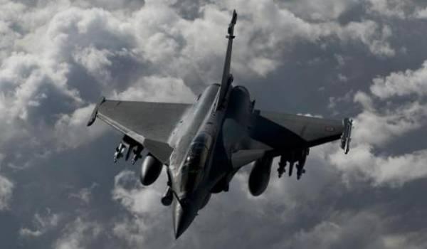 Les avions de combat français ont bombardé des positions de Daech.