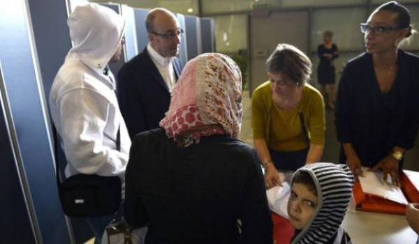 La France prévoit d'accueillir 24000 réfugiés.