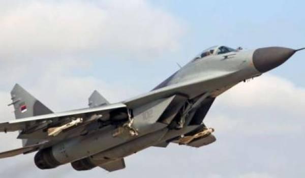 La Russie a envoyé des avions de guerre pour soutenir Damas.