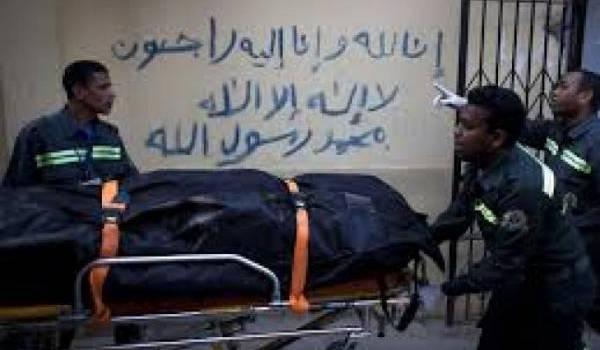 Les touristes ont été abattus par l'armée égyptienne