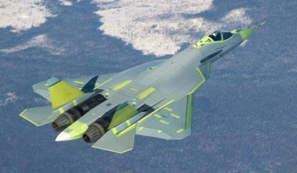 Le T50, la quintessence de l'aviation militaire russe