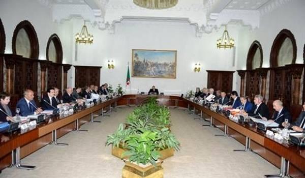 Le conseil des ministres du 6 novembre 2015