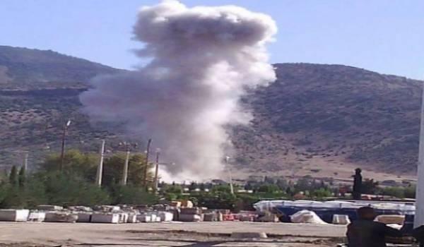 L'explosion qui a fait 4 victimes a eu lieu dans l'après