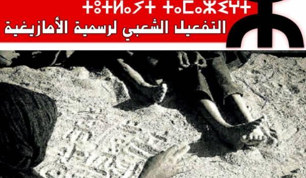 L'Assemblée Mondiale Amazighe conteste le recensement de la population du 2014 au Maroc