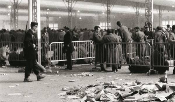 La répression de la manifestation du 17 octobre 1961 a été d'une violence inouïe.