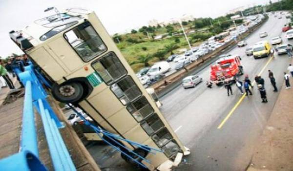 En 2014, près de 4000 personnes sont tués sur les routes.