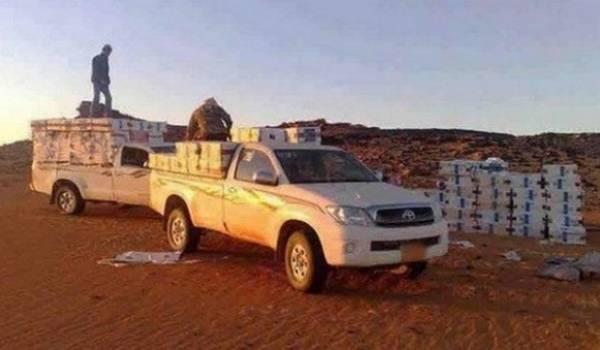 Une énorme saisie réalisée à Ghardaia.