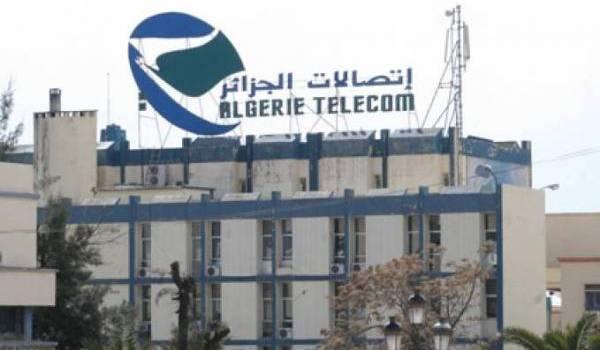 Algérie Télécom arnaquée.