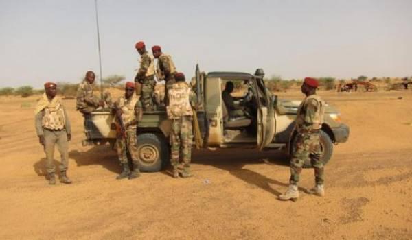 L'armée malienne fait face à de nombreux groupes jihadistes.