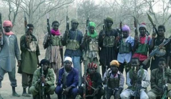Les tueurs de Boko Haram.