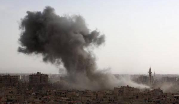 La Syrie, un amas de ruine.