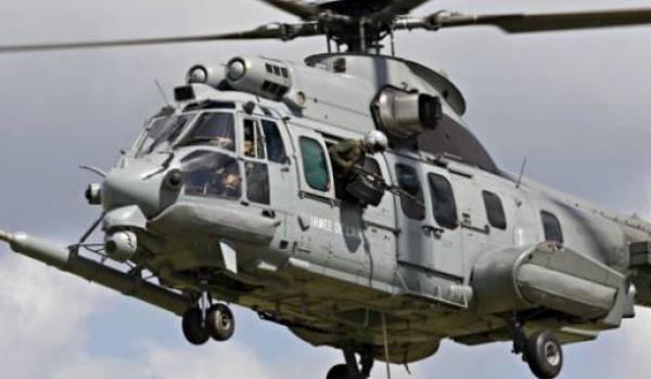 Un contrat pour Airbus Helicopters est entre autres prévu avec Riyad.