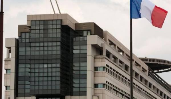Le ministère de l'Economie français.