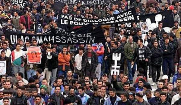 """""""Le printemps noir a été un moment de rupture entre la Kabylie et le reste de l'Algérie"""""""
