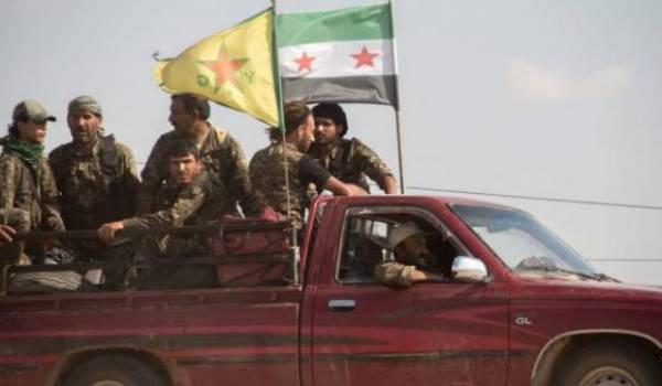 Les forces armées kurdes accusées de crimes de guerre.