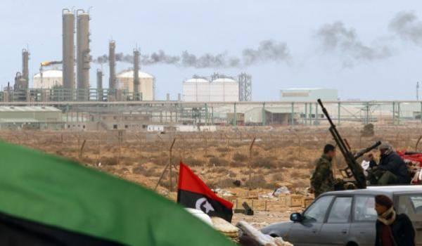 La production pétrolière libyenne a fortement baissé