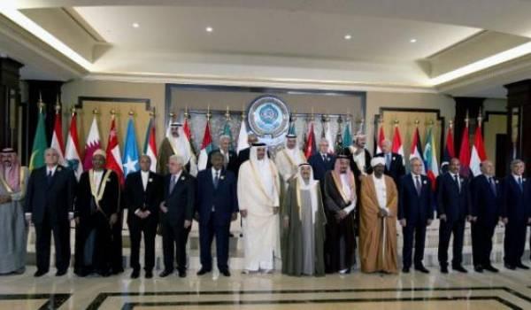 La Ligue arabe, un syndicat de chefs d'Etat soucieux plus de leurs intérêts que ceux de leur peuple.