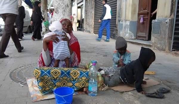 Le sort fait aux migrants est des plus indignes pour l'Algérie.