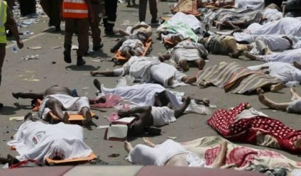 28 hadjis algériens sont décédés pendant la bousculade de Mina en Arabie Saoudite.