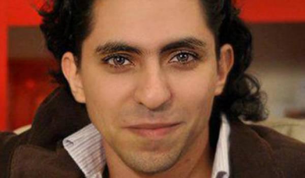 Raef Badaoui, blogueur et militant saoudien
