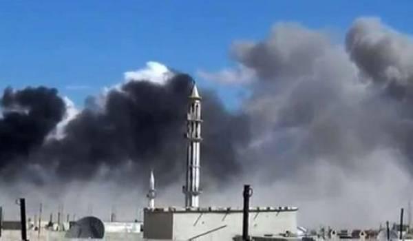La Syrie soumise aux raids russes et occidentaux.