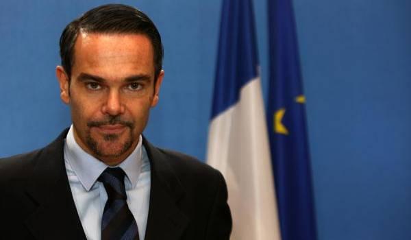 Le porte-parole du ministère des Affaires étrangères français, Romain Nadal.