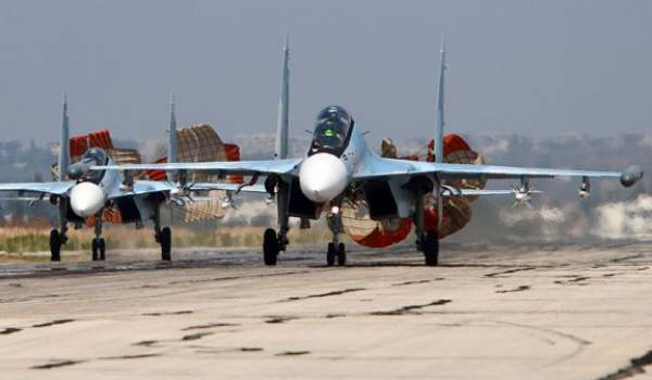 L'aviation russe bombarde tous azimuts.