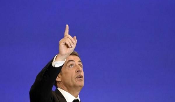 Nicolas Sarkozy, ancien chef d'Etat français.