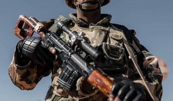 Un détachement de l'ANP a neutralisé des terroristes.